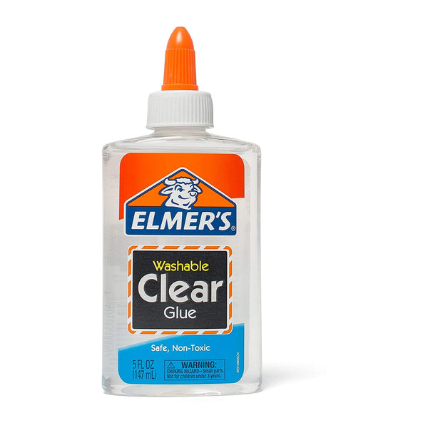 Elmers Clear School Glue