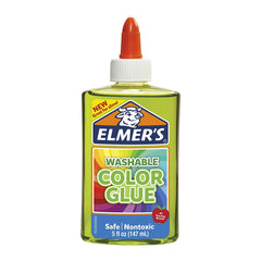 Elmers Transparent Colored Glue 5oz