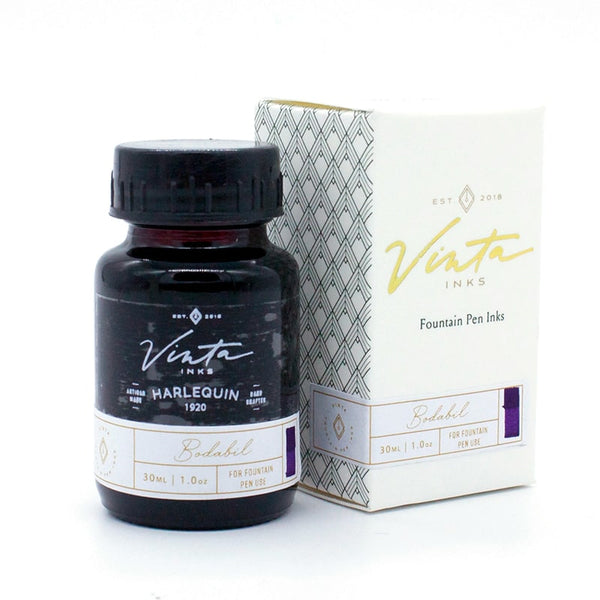 Vinta Inks 30ml Ink Bottle Harlequin (Bodabil 1920)