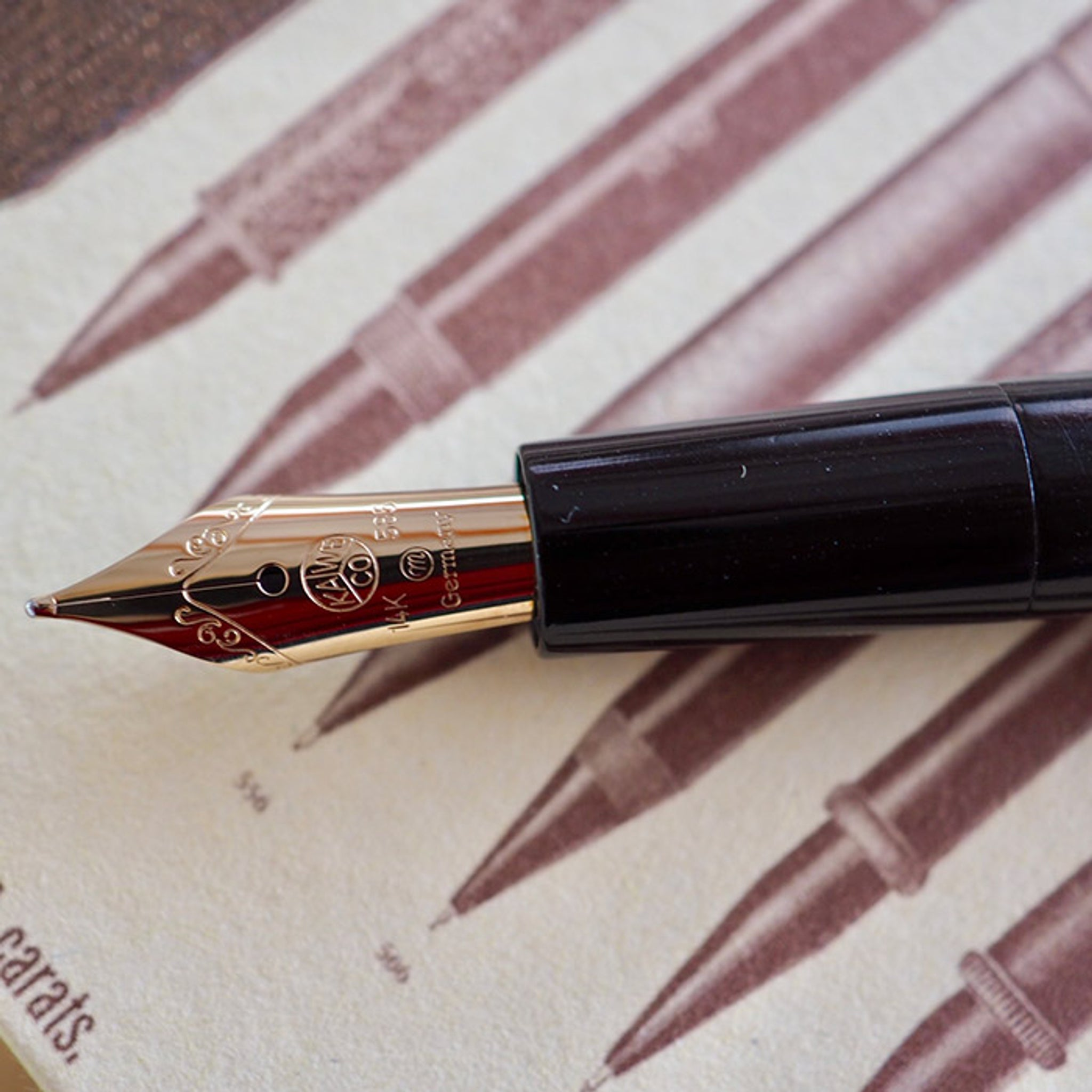 Kaweco Eyedropper 1910 Limited Edition Fountain Pen