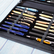 Load image into Gallery viewer, Monteverde 36 Slot Pen Case with Zipper