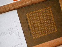 Load image into Gallery viewer, Yamamoto Paper RO-BIKI Notebook 4.5mm Grid