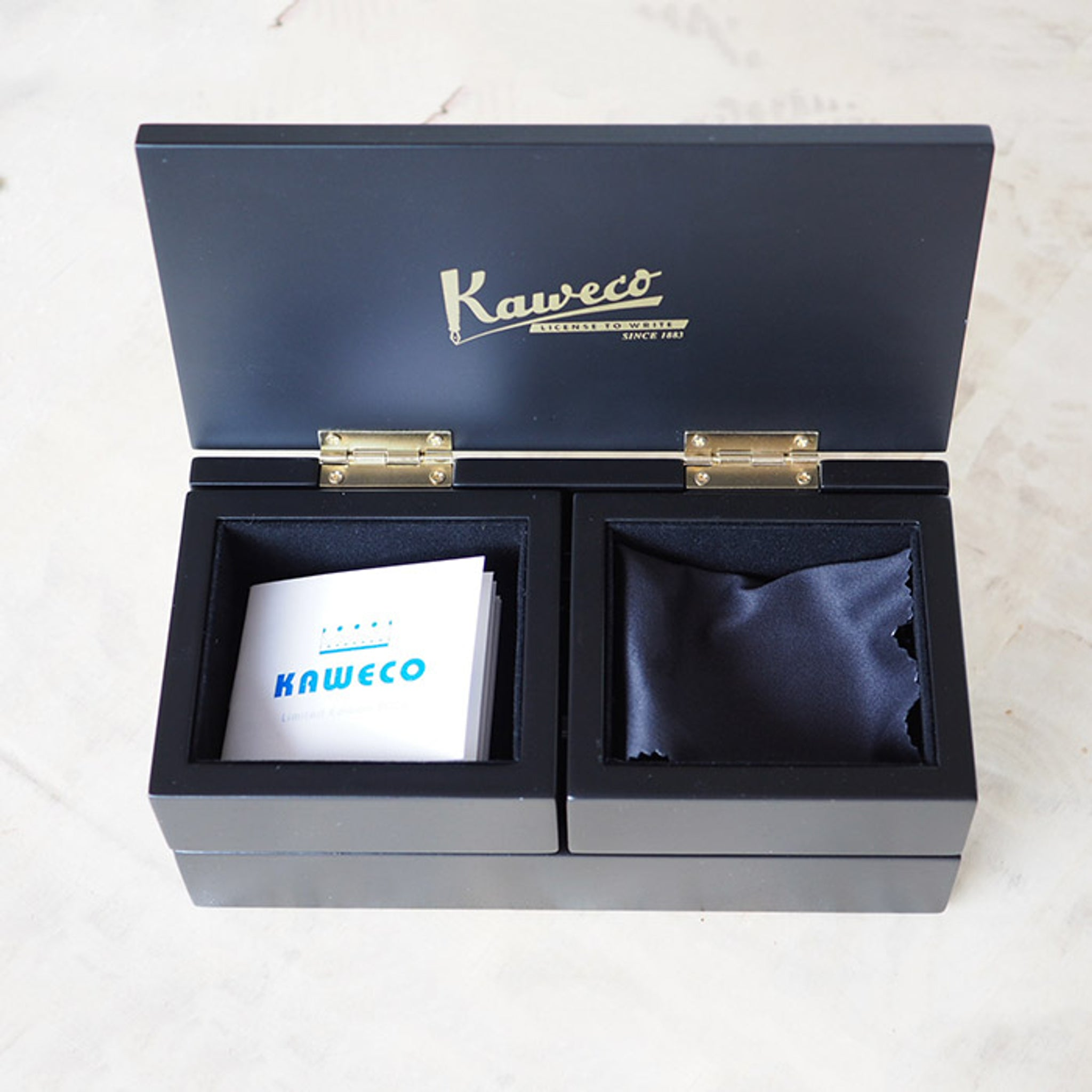 Kaweco KING Fountain Pen Limited Edition K Nib
