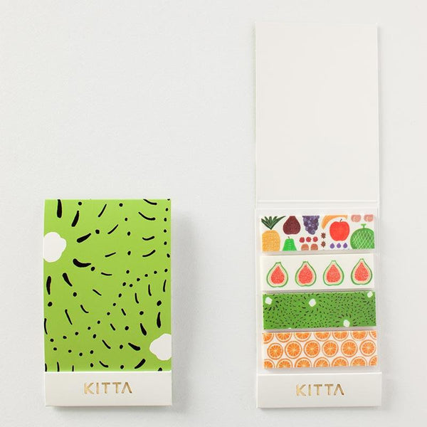 KITTA Washi Tape Fruits