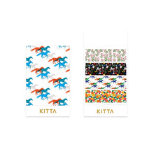 Load image into Gallery viewer, KITTA Washi Tape Pattern
