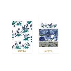 KITTA Washi Tape Flower 6