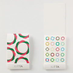 KITTA Seal Circle Geometric Pattern