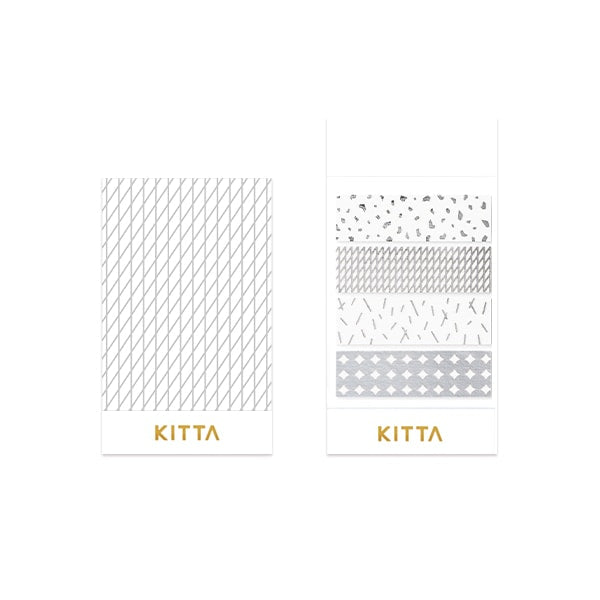 KITTA Washi Tape Canvas