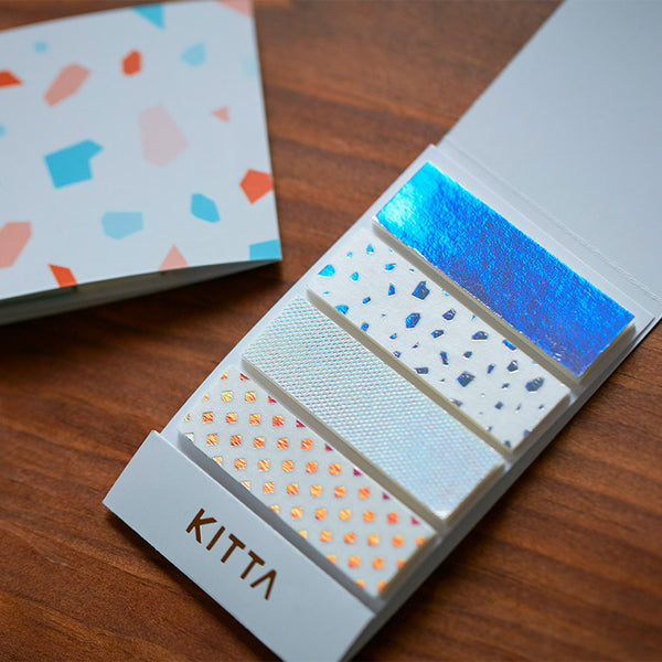 KITTA Limited Fragment Washi Tape