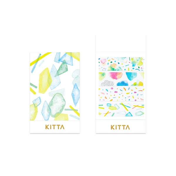 KITTA Clear Tape Shine