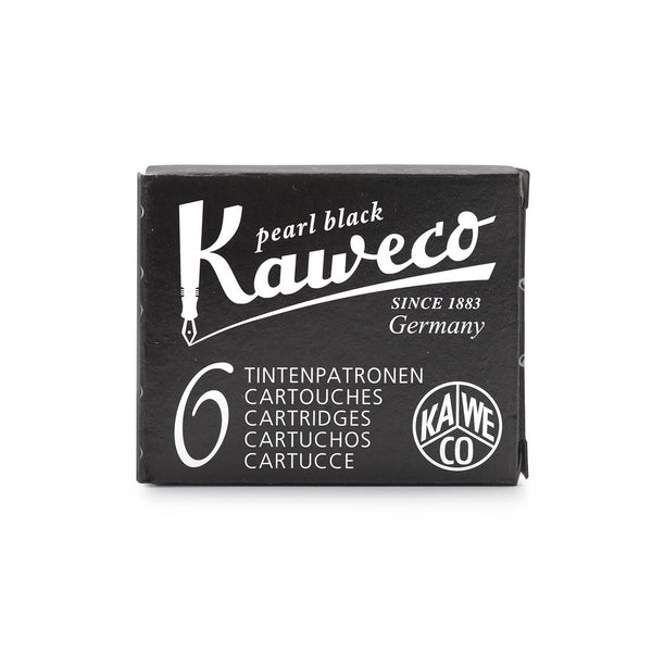 Kaweco Ink Cartridge Pearl Black