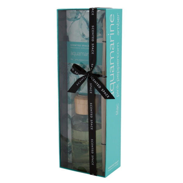Scented Space Fragrance Diffuser Aquamarine