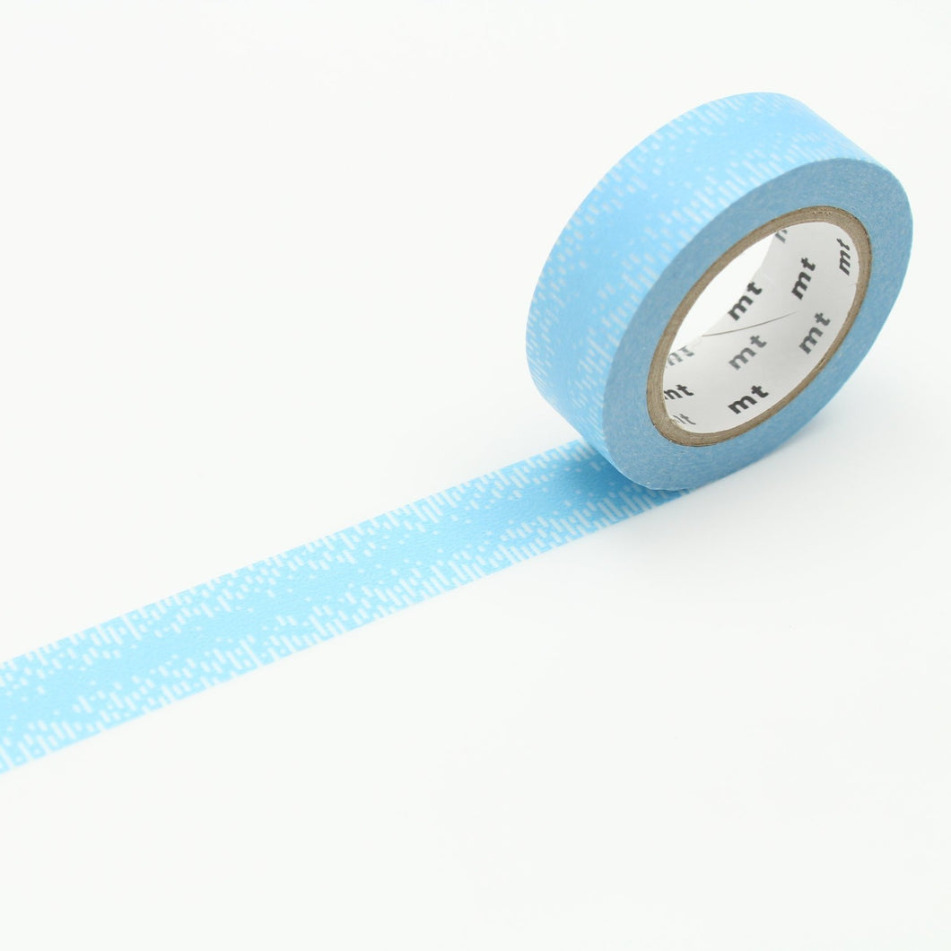 MT Water Drop Gradation Blue washi tape (MT01D343)