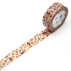 MT EX Washi Tape Squirrel And Acorn