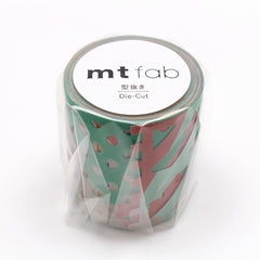 MT Fab Washi Tape Color & Pattern Block
