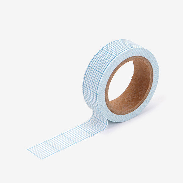Dailylike 134 Graph Paper 15mm Masking Tape