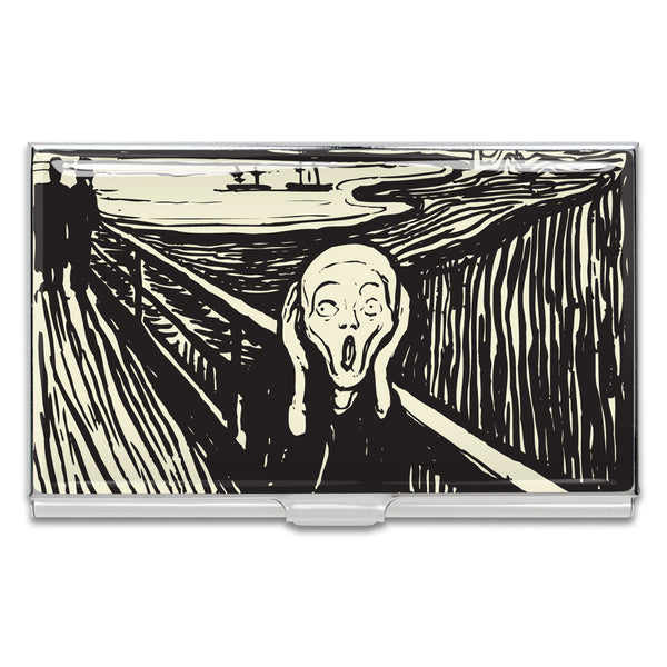 Acme Studio THE CRY Business Card Case - Cityluxe
