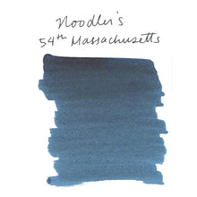 Load image into Gallery viewer, Noodler's Ink 90ml Ink Bottle 54th Massachusetts (Bulletproof)