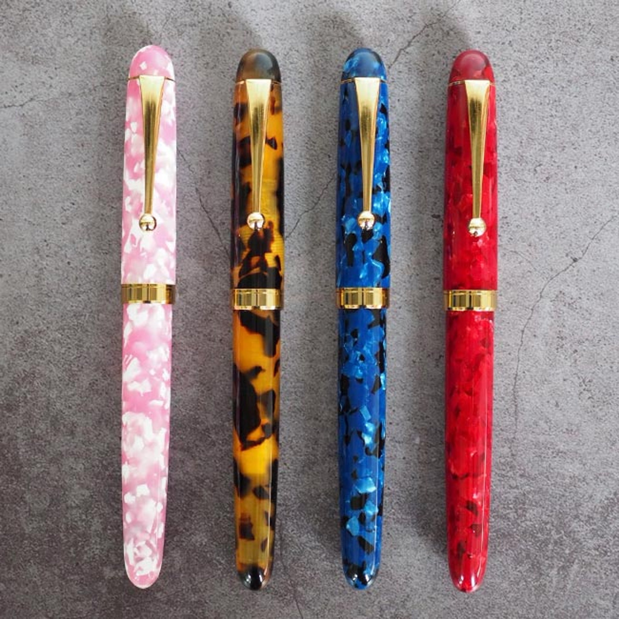 Onishi Handmade Fountain Pen Sakura