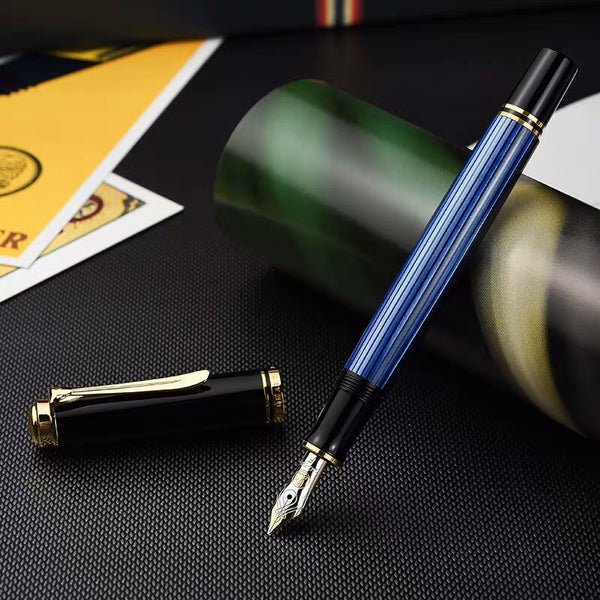Pelikan Souverän® M600 Fountain Pen Black-Blue