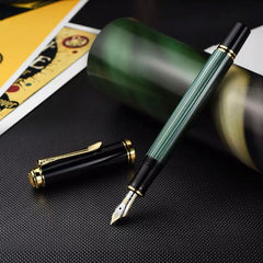 Pelikan Souverän® M600 Fountain Pen Black-Green