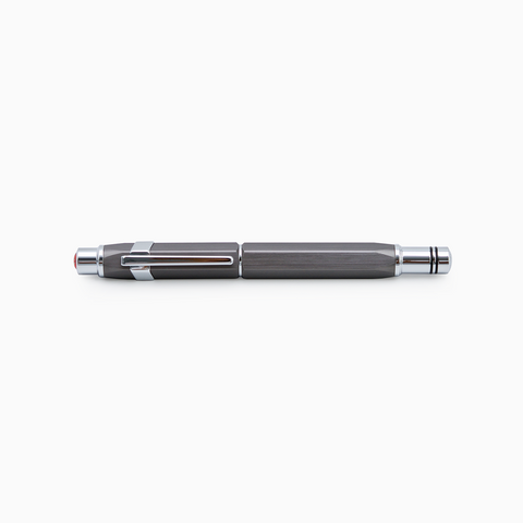 TWSBI Precision Fountain Pen Gunmetal