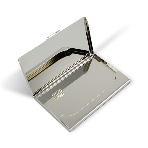 Acme Studio WHITE Business Card Case - Cityluxe