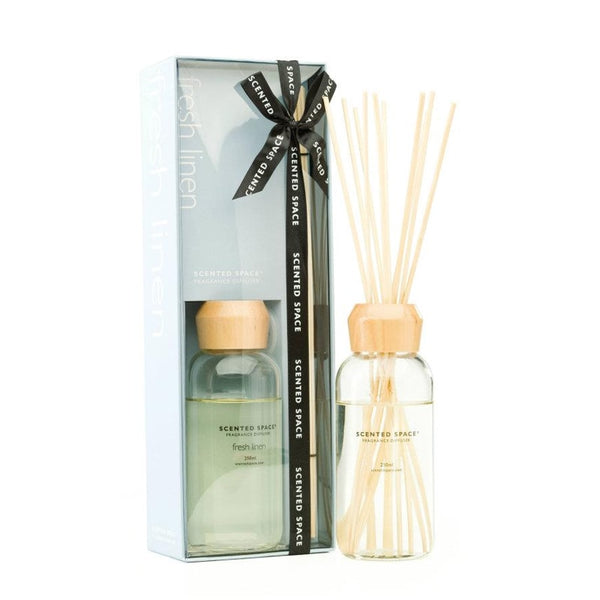 Scented Space Fragrance Diffuser Fresh Linen