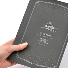 Load image into Gallery viewer, Tomoe River Notebook A5 52gsm - Dot Grid (96 pages)