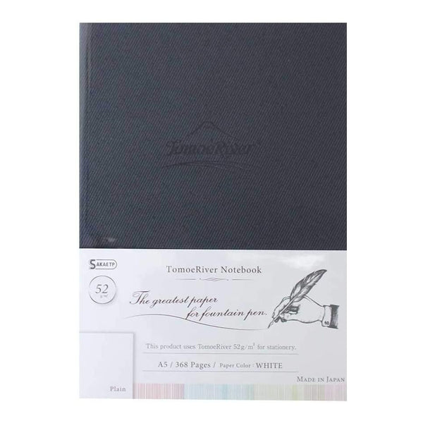 Tomoe River Notebook A5 52gsm - Plain (368 pages)