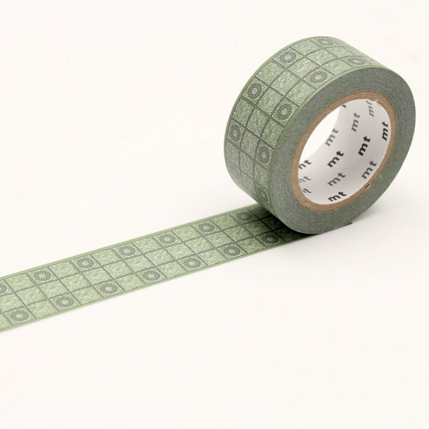 MT x William Morris Washi Tape Diaper