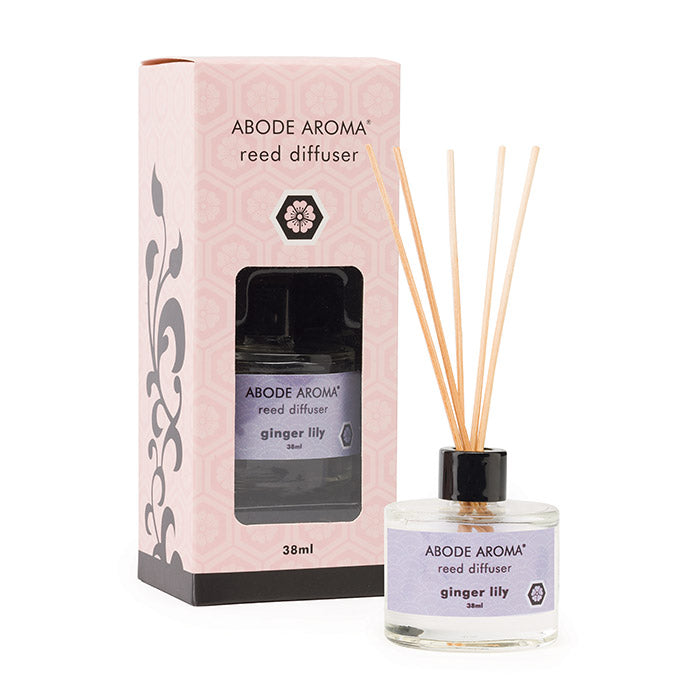 Abode Aroma Dimi Diffuser Ginger Lily - Cityluxe