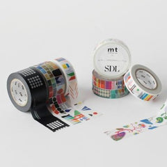 MT x SDL Washi Tape Human Being