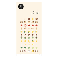 Suatelier Food.03 Sticker