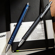 Load image into Gallery viewer, Lamy Swift Rollerball Pen Imperial Blue