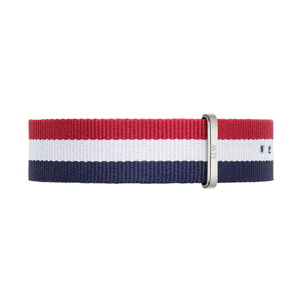 Daniel Wellington Wristband Classic Cambridge 40mm Silver