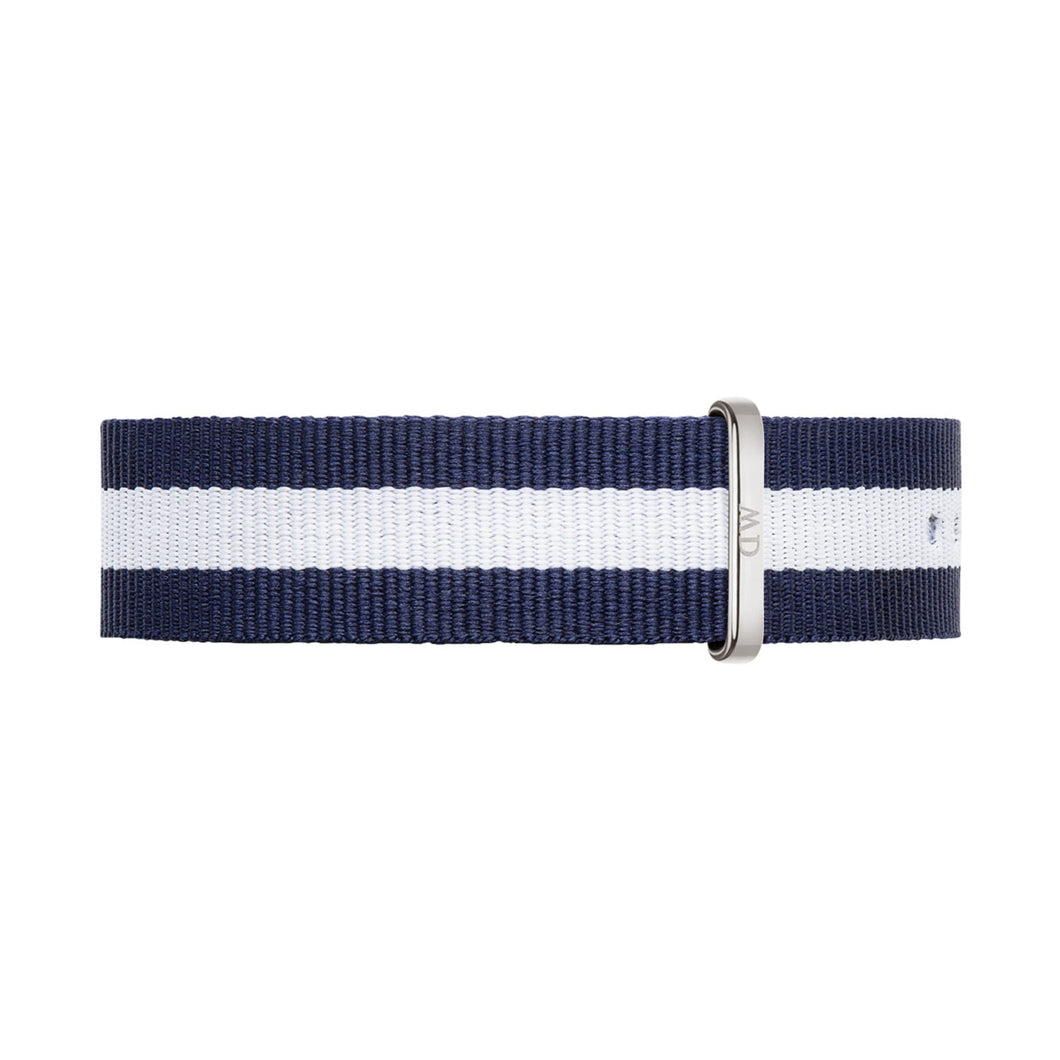 Daniel Wellington Wristband Classic Glasgow 40mm Silver