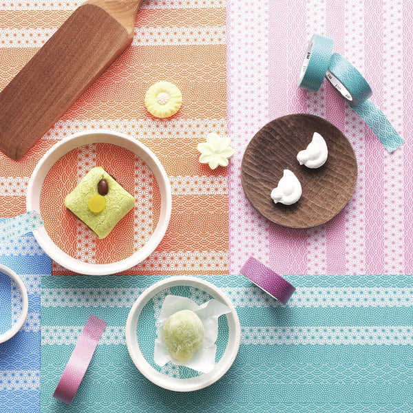 MT Deco Washi Tape Samekomon Momo