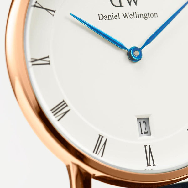 Daniel Wellington Dapper Reading Rose Gold 34mm Watch - MOMOQO