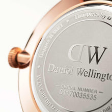 Load image into Gallery viewer, Daniel Wellington Dapper Reading Rose Gold 38mm Watch - MOMOQO