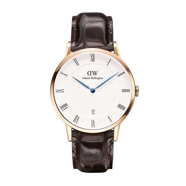 Daniel Wellington Dapper York Rose Gold 38mm Watch - MOMOQO