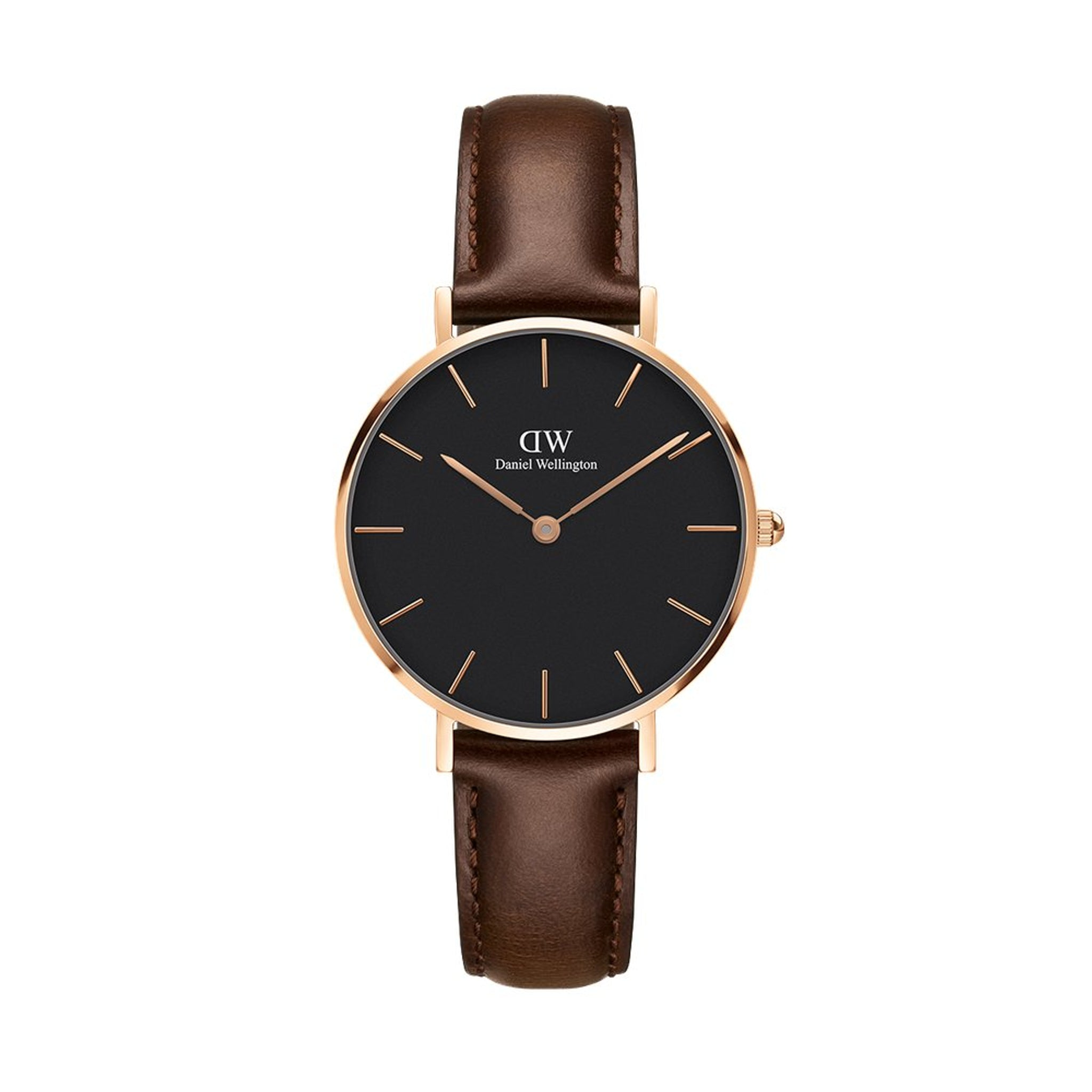 Daniel Wellington Classic Petite Bristol 32mm Rose Gold Watch