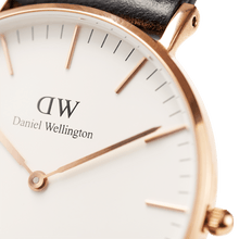 Load image into Gallery viewer, Daniel Wellington Classic Bristol 40mm Rose Gold Watch (without box)