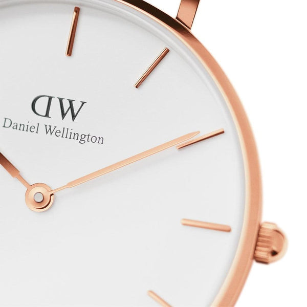 f367cfe159892 ... Daniel Wellington Classic Petite Reading 32mm Rose Gold Watch