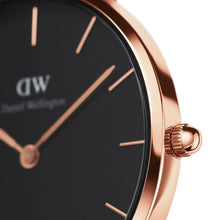 Load image into Gallery viewer, Daniel Wellington Classic Petite Bristol 32mm Rose Gold Watch (without box)