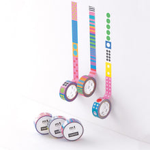 Load image into Gallery viewer, MT x Kapitza Washi Tape Candy Stripe