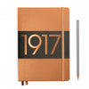 Leuchtturm1917 Metallic Edition A5 Medium Notebook Copper - Plain