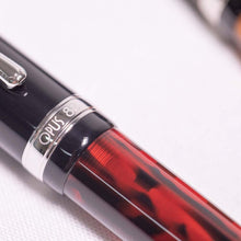 Load image into Gallery viewer, Pre-Order Opus 88 Jazz Fountain Pen Red