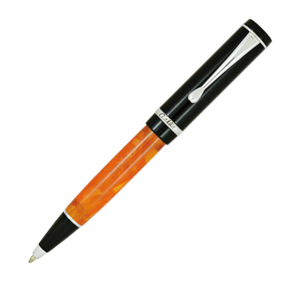 Conklin Duragraph Ballpoint Pen Orange Night