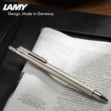 Load image into Gallery viewer, Lamy Swift Rollerball Pen Palladium